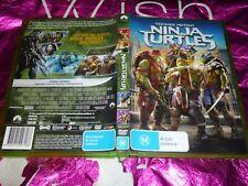 TEENAGE MUTANT NINJA TURTLES (DVD, M) (128146 / 131894 A)