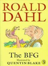 The BFG (Puffin Books),Roald Dahl, Quentin Blake