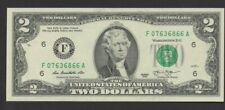 USA ... P-516a (Fr.1937A)  ... 2 Dollars ... 1995  ... *Choice XF*. Atlanta F.