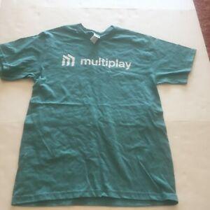 Men's Multiplay Tee Green Medium NWOT