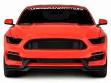 MP CONCEPTS GT350 Style Front Bumper FORD MUSTANG 2015-2017 EcoBoost, V6, GT