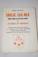 SOULAC SUR MER PHARE CORDOUAN CHAILLOT ILLUSTRE 1971 GIRONDE