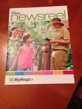 Disney Newsreel Magazine My Magic + May 2, 2014 V44 Issue 9 New