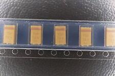 Lot of 10 TCC15M16CF SMEC Capacitor Tantalum 15uF 20% 16V C Case 2312 NOS