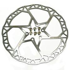 Kcnc Navaja Disco Rotor Freno 160mm Buena para MTB Ciclocrós Cx Luz Carretera