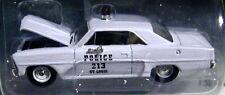 RACING CHAMPIONS 66 1966 CHEVY NOVA POLICE AUTH ST. LOUIS METRO CHEVROLET CAR