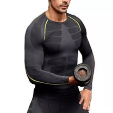 Men Compression Baselayer Thermal Shirt Top Long Sleeve Under Armour style