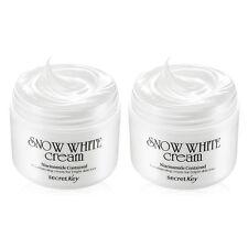 Secret Key Snow White Cream 50g Whitening X 4pcs