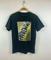 Paul Smith London Womens T Shirt Size XL (AU 12-14) Decorated Graphic