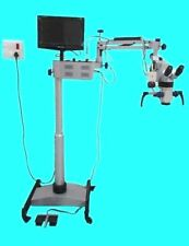 SURGICAL MICROSCOPE FIVE STEP,LCD