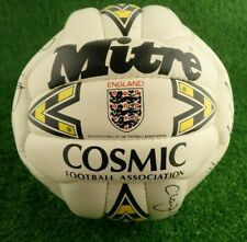 More details for mitre cosmic england football association ball signed middlesbrough team 1990's