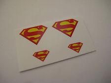 Corgi  265 Superman Supermobile Stickers - B2G1F