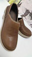 Chaco Zaagh Baa Shoes Brown Leather Women Size 7