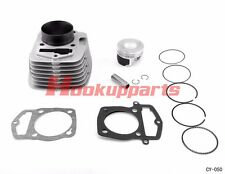 Piston 65.5mm Rings 250cc Big Bore Cylinder Kit FIT Honda ATC 200 XL200 223CM3
