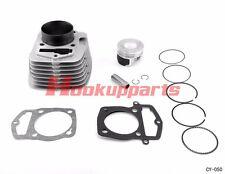 Piston 65.5mm Rings 250cc Big Bore Cylinder Kit FIT Honda ATC 200 XL200 223CM3