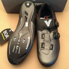 Vittoria Stelvio BOA Carbon Road Shoes Cycling EU 46 US 12 UK 11.5 Gray Black