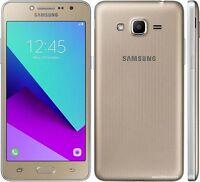 BRAND NEW SAMSUNG GALAXY J2 PRIME GOLD 4G LTE 8GB DUAL SIM SEALED SMART PHONE