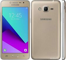 BRAND NEW SAMSUNG GALAXY J2 PRIME GOLD 4G LTE 8GB DUAL SIM SEALED SMART PHONE
