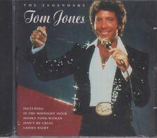 """Tom Jones """"The Legendary"""" NEW & SEALED CD - 22 Tracks 1st Class Post From The UK"""