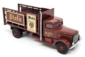 AHL 1/64 Scale - Peterbilt 260 Piel's Light Beer Delivery Diecast Model Truck