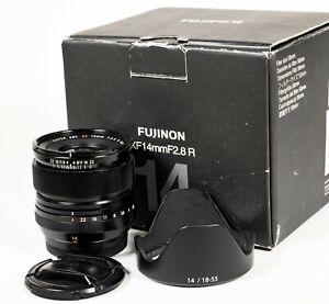 Fujifilm Fujinon XF 14mm F/2.8 R Wide Angle Lens