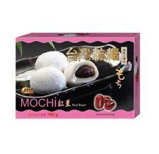180g Mochi 6 Gâteau de Riz avec Haricots Rouges Remplissage O-Mochi Gluant