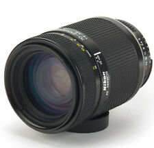 Nikkor zoom 70-210mm f/4-5.6 lens Nikon camera mount