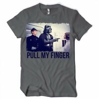 Princess Leia Rebel pull my finger funny t-shirt FN9315 star wars inspired