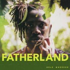 Kele Okereke - Fatherland - New CD Album - Pre Order - 6/10