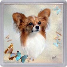 Papillon Coaster Design No 2 by Starprint