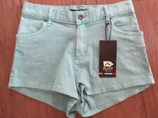 """RUSTY"" LADIES SHORTS *NEW WITH TAGS* SIZE 10"