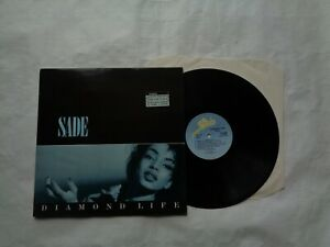 SADE (DIAMOND LIFE) GATEFOLD ALBUM ON EPIC RECORDS 1984