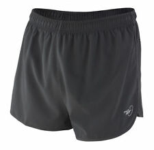 Polyester Fitness Shorts with Drawstring Waist for Men