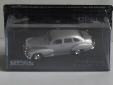 THE OPEL COLLECTION,'OPEL KAPITAN 1951-53' IN SILVER ,mag part works. HH134
