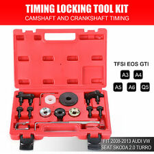 FIT 08-13 AUDI VW 2.0 TURBO TIMING LOCKING TOOL KIT EA888 Engine Alignment  GTI