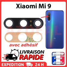 Xiaomi Mi 9 Vitre Camera Lentille Appareil Photo Arrière Verre Kamera Lens Glass