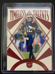 Tom Brady - 2021 Panini Legacy - Timeless Talents Insert