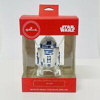Hallmark 2020 Disney Star Wars R2 D2 Christmas Tree Ornament