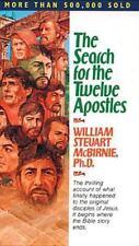 The Search for the Twelve Apostles McBirnie 1973 PB Jesus Disciples