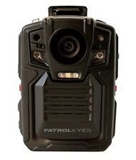 PatrolEyes HD 1080P GPS Infrared Night Vision Police Body Camera Recorder 32GB