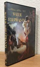 Water For Elephants (Dvd, 2011) Widescreen ~ Region 1 ~ Flawless!