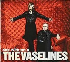 The Vaselines - Sex With An X (NEW CD)