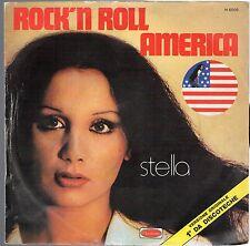 disco 45 GIRI STELLA ROCK'N ROLL AMERICA - LOVE SONG