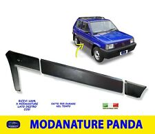 Modanature Fiat Panda Sisley Laterali Destro Fasce Paracolpi per Portiera DX kit