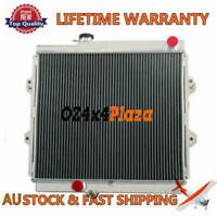 3 Row Aluminum Radiator For Toyota Hilux RZN149 RZN174 2.7L MT 1997-2005 1998