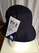 BNWT Boys/Girls Navy Blue LW Reid Sz XS/53cm School Uniform Bucket Hat UPF 50+