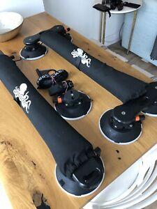 SEASUCKER SUP SURF BOARD RACK Paddle board Roof Bars Fit BMW i3👍 i8