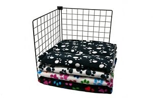 NEW!!! 100% NATURAL COTTON WADDING Guinea Pig Non-waterproof Fleece Cage liners
