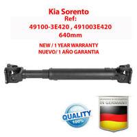 TRANSMISION CARDAN Kia Sorento 49100-3E420, 491003E420 / BRAND NEW PROPSHAFT
