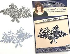 Tattered Lace Dies Cutting Die Butterfly Branch  NEW Scrapbook Card Making RARE